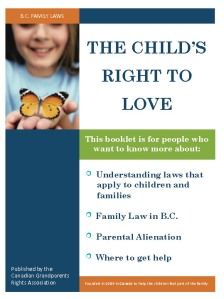 The Child's Right to Love Handbook